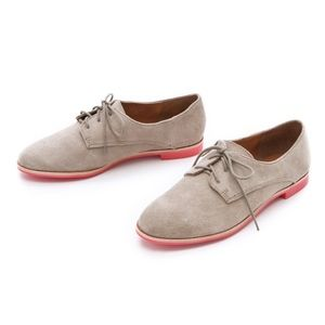 DV by Dolce Vita Oxfords Clay Suede